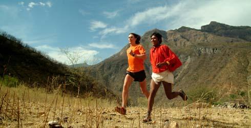correr en zonas sin asfaltar