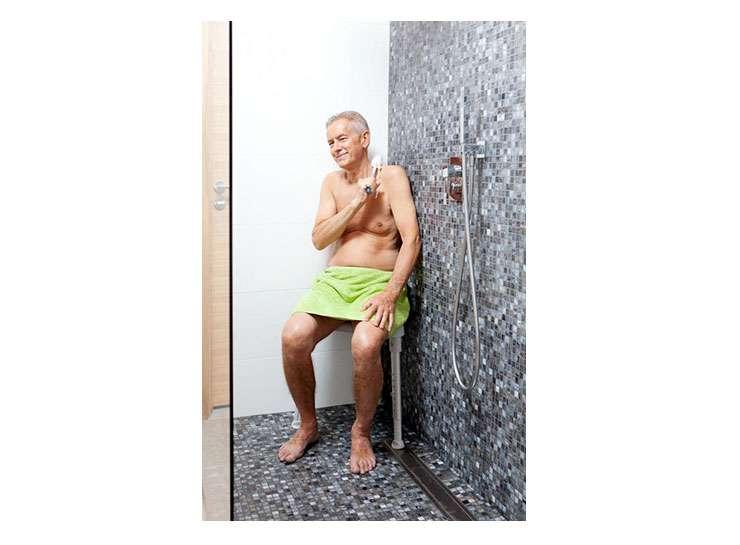 Taburete de ba o esquinera edge ortopedia online - Taburete para bano ...