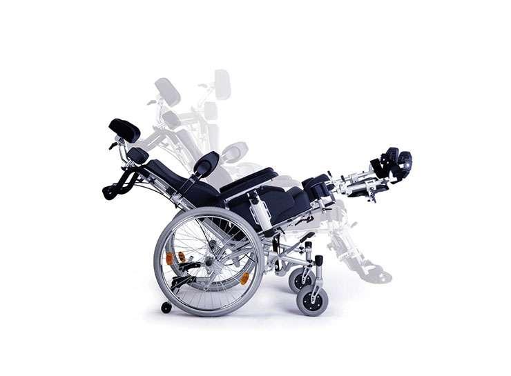 Silla de ruedas basculante de relax serena ortopedia online - Silla de ruedas basculante ...