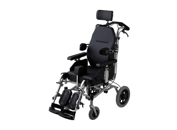 Silla de ruedas basculante de relax serena 300 ortopedia - Silla de ruedas basculante ...
