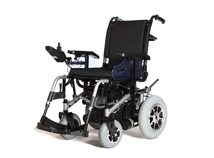 Silla de ruedas el ctrica r220 ortopedia online for Sillas modelos y precios