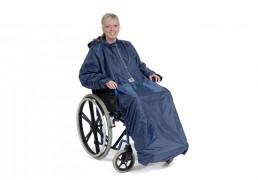 Impermeables para sillas de ruedas