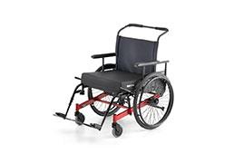 Sillas de ruedas para obesos