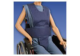 Sujeción para sillas de ruedas